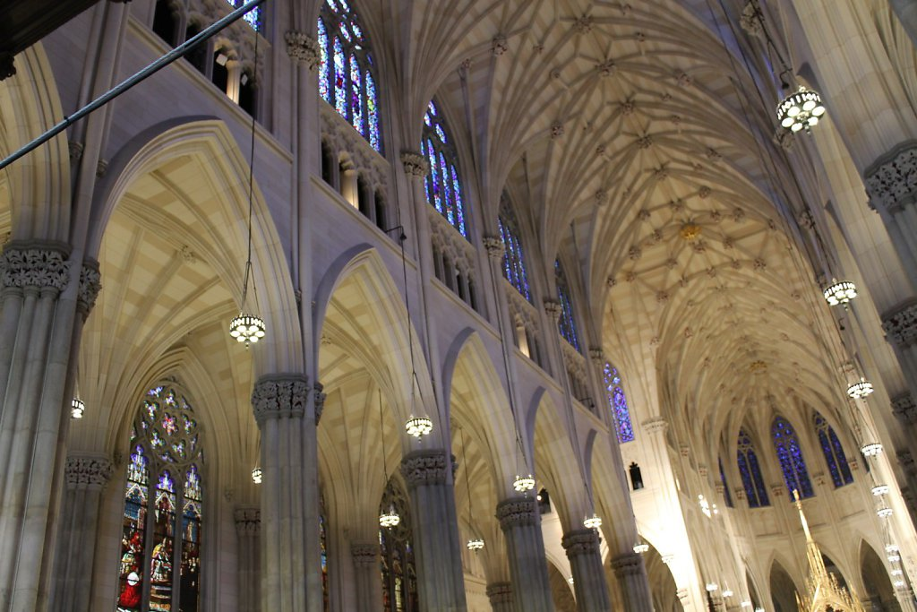 St. Patrick's Cathedral (New York, USA)